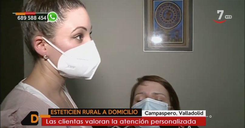Entrevista en Castilla y León TV – CyLTV